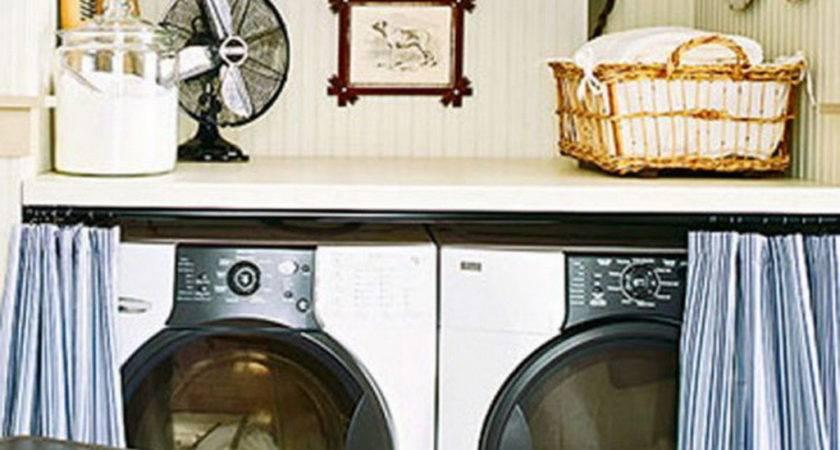Home Interior Design Make Small Laundry Room