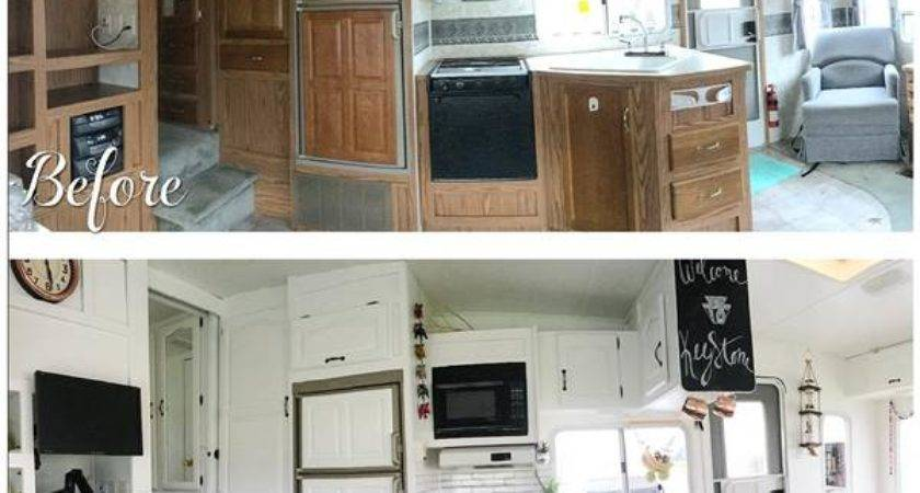 Home Makeover Before After Today