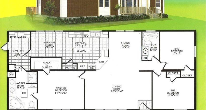 Home Mom Love Double Wide Floor Plan Just Put