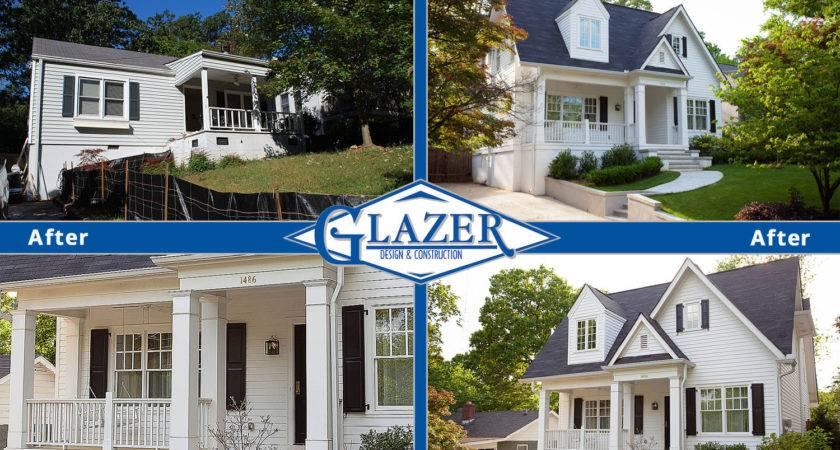 Home Renovation Before After Glazer Construction Atlanta