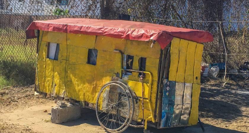 Homemade Mobile Home Vidamaz
