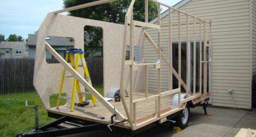Homemade Travel Trailer Project Sunline Coach