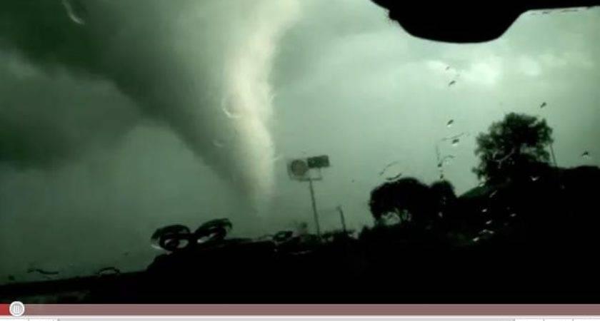 Homemade Videos Tornadoes Northeast Texas Kut