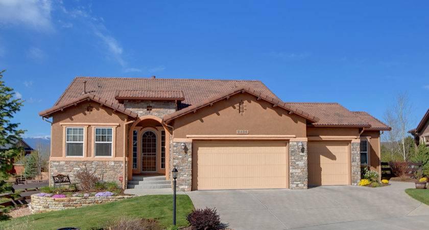 Homes Colorado Springs Land House Plan