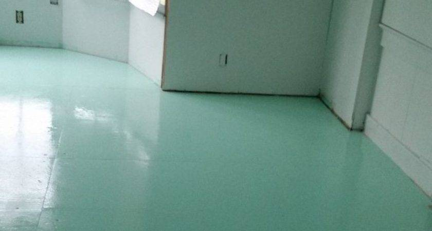 Hometalk Painted Plywood Floors