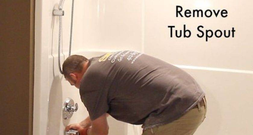 Hometalk Remove Fiberglass Bathtub Surround