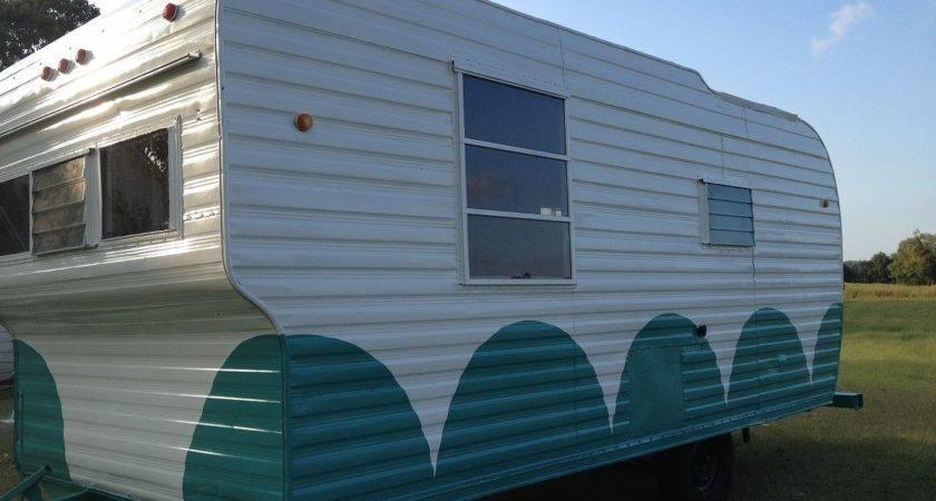 Hometalk Vintage Camper Redo