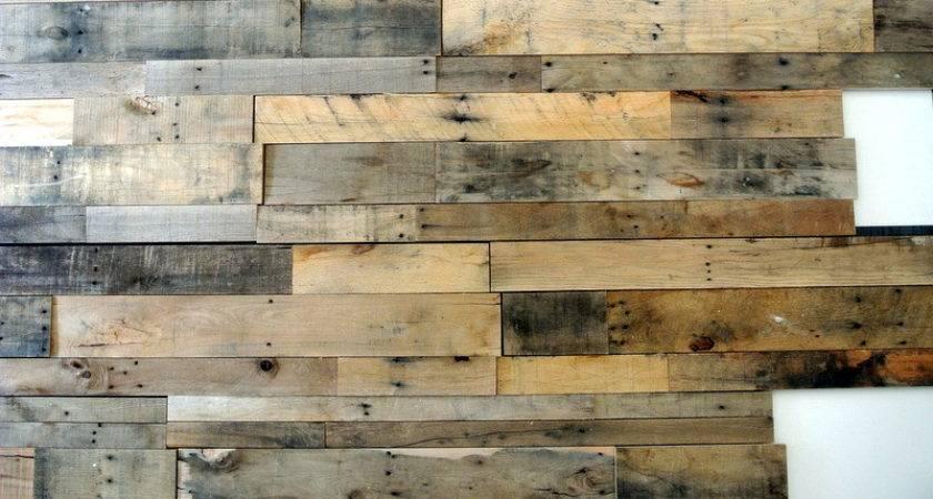 Hometalk Wood Plank Pallet Walls Jessica