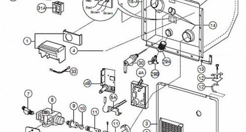Hot Water Heater Plumbing Diagram Piping