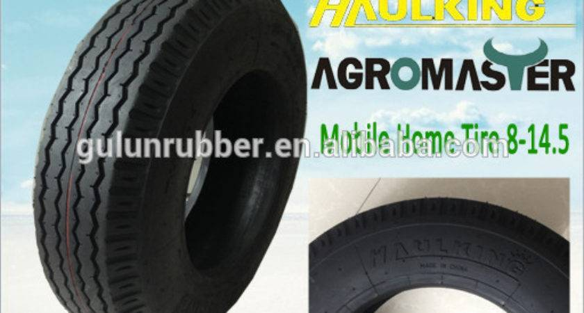 Hotselling Mobile Home Tires Trailer