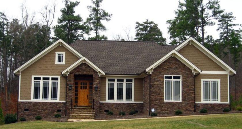 House Exteriors Stone Siding