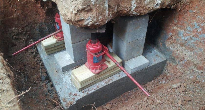 House Leveling Foundation Repair Vistas