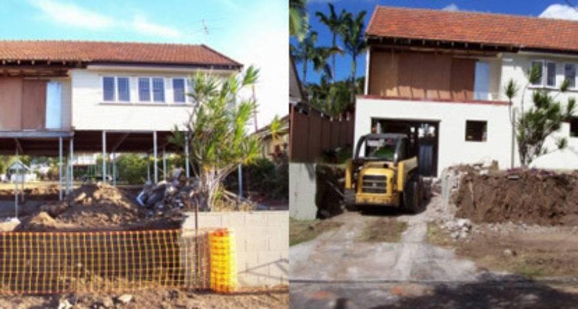 House Lifting Restumping Raising Leveling