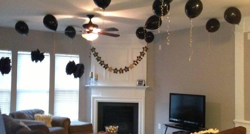 House Party Decoration Ideas