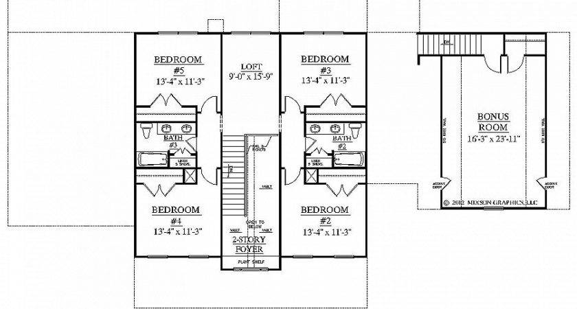 House Plan Fresh Two Story Addition Plans