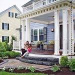 House Plan Luxury Plans Front Porch Columns