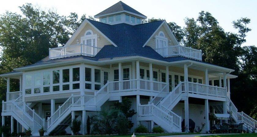 House Plans Wrap Around Porches Southern Living
