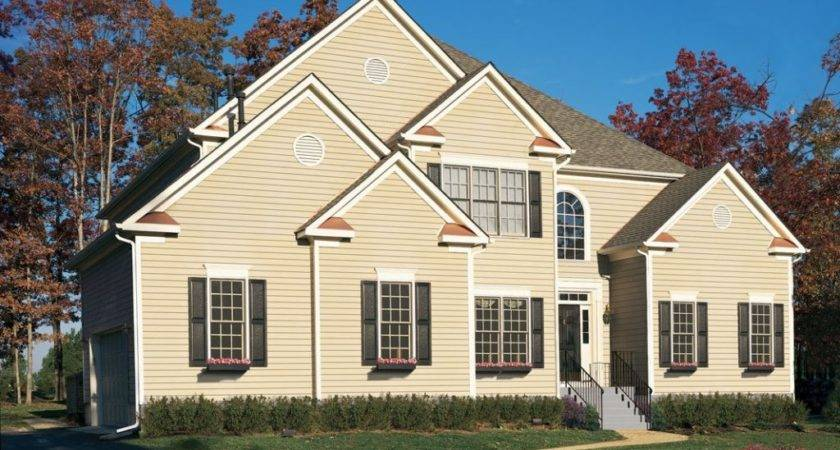 House Siding Luxury Home Design