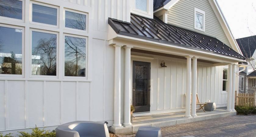 House Siding Options Exterior Farmhouse Board