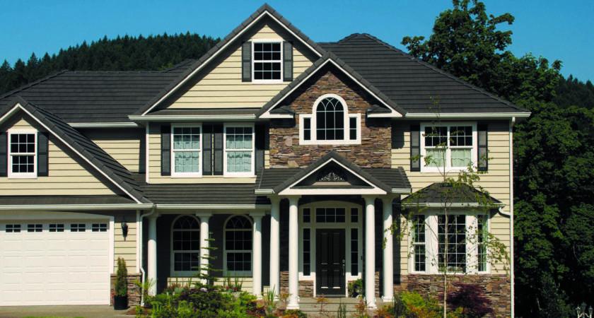 House Siding Styles Create Custom Look