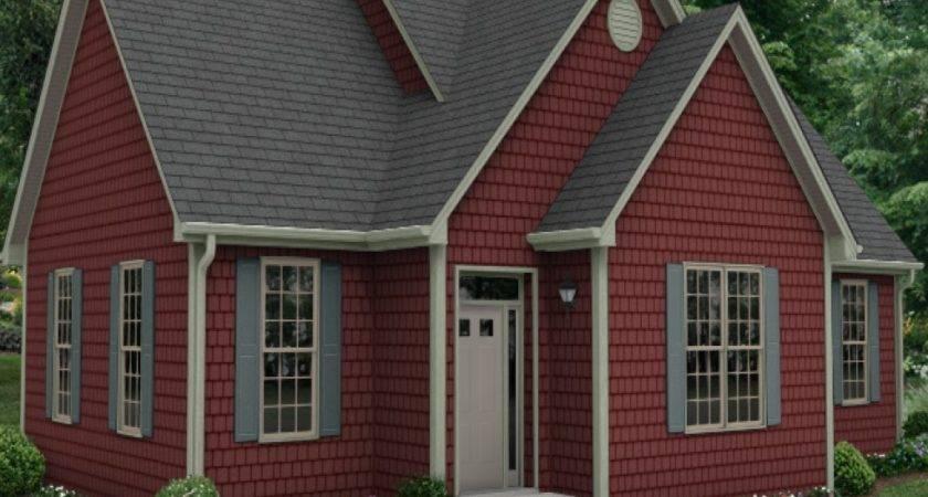 House Vinyl Siding Color Combinations