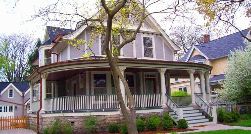 House Wrap Around Porch Canoe Communications