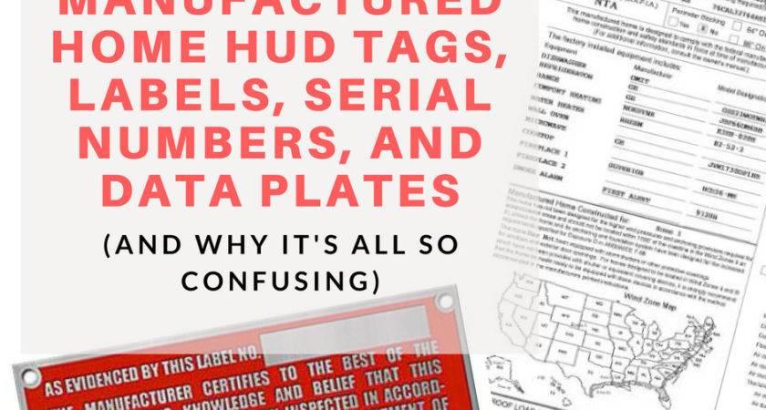 Hud Data Plate Information Related Keywords