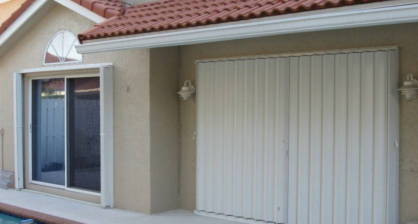 Hurricane Door Shutters Diy Make