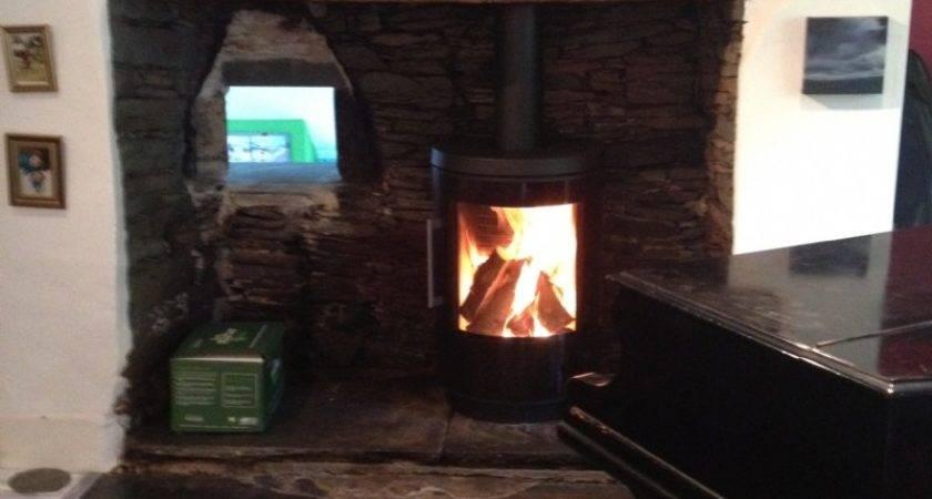 Hwam Installation Wood Burning Stove