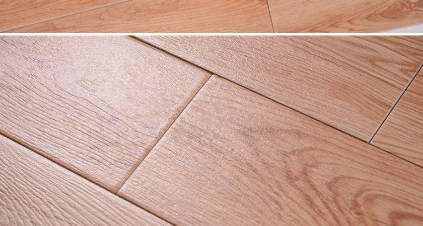 Hyj Porcelain Wood Texture Grain Tile Flooring