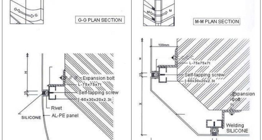 Ideabond Aluminium Composite Panel Installation Section