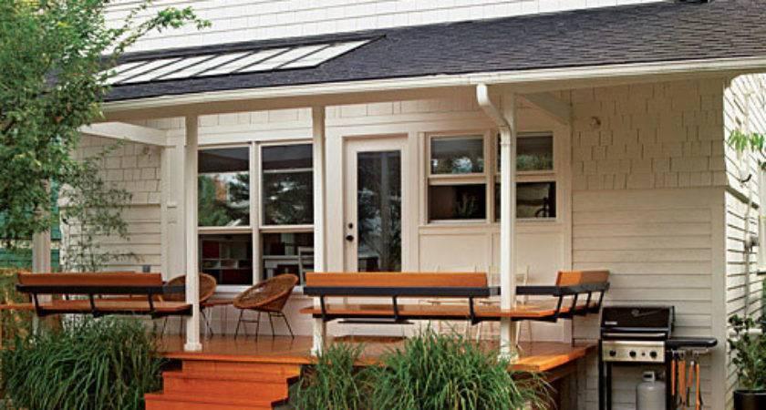 Ideas Back Porches Mobile Homes Joy Studio