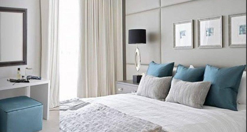 Ideas Blue Grey Bedrooms Jurgennation