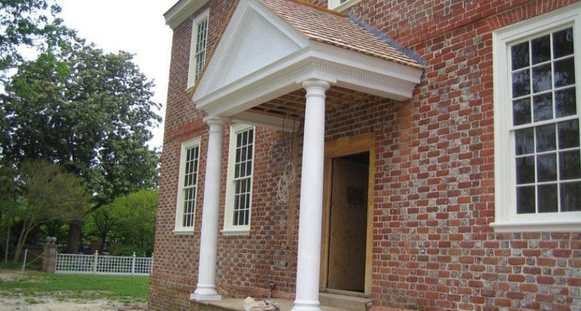 Ideas Building Porch Roof Karenefoley