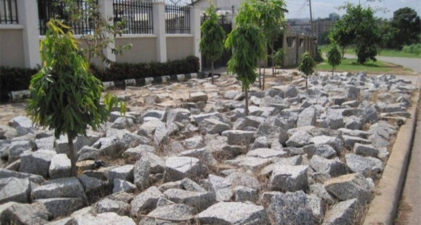 Ideas Front Yard Landscaping Without Grass Webzine