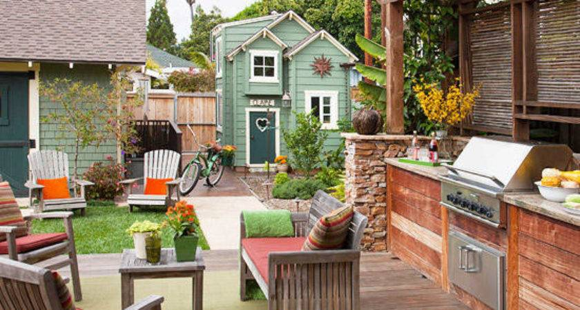 Ideas Functional Outdoor Spaces Better Homes Gardens