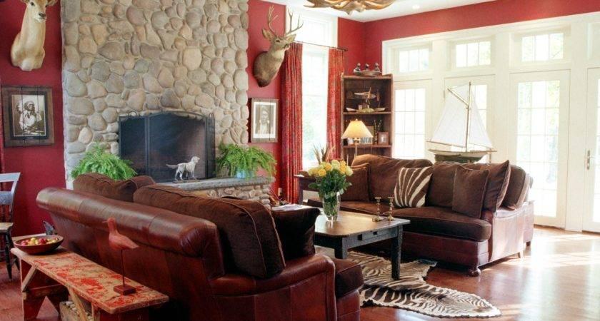 Ideas Living Room Wall