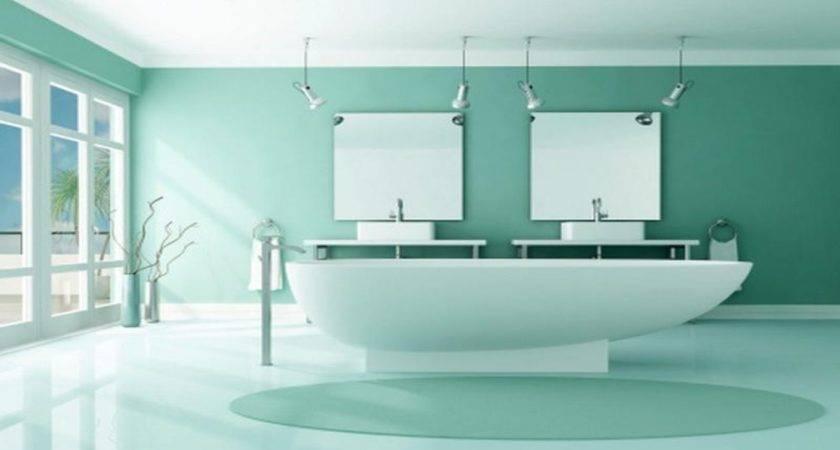 Ideas Paint Bathroom Good Colors New