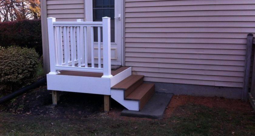 Ideas Premade Porch Steps Charlotte