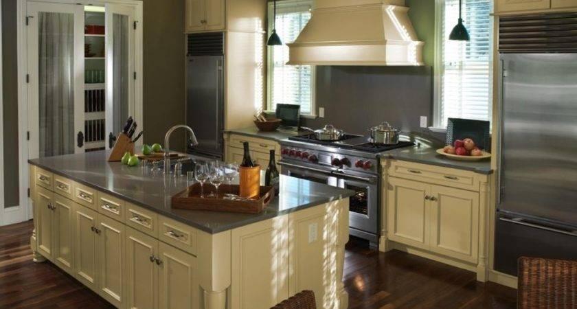 Ideas Refinishing Kitchen Cabinets
