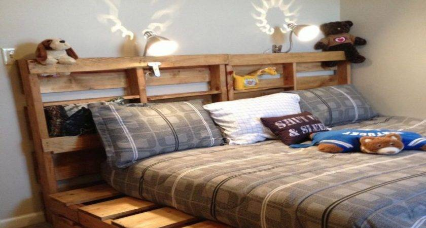 Ideas Your House Wooden Pallet Couch Brilliant