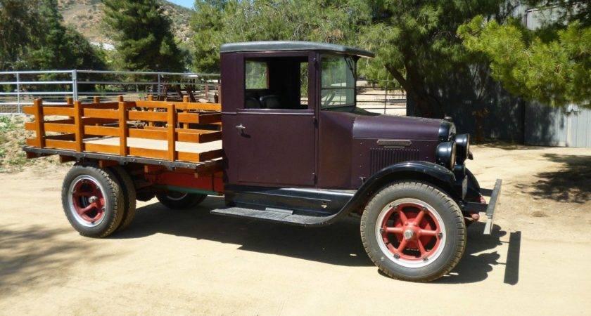 Ihc Truck International Speed Special Antique