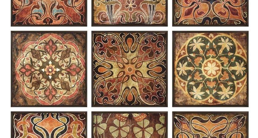 Imax Worldwide Tuscan Decorative Wall Panels