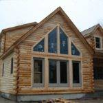 Imitation Log Siding Gorgeous Home