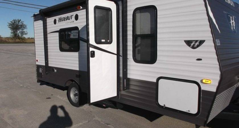 Imperial Center Travel Trailer Keystone Hideout