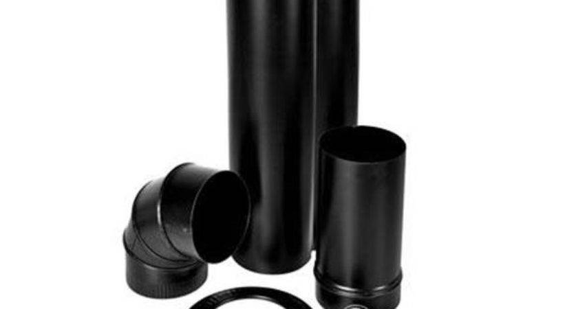 Imperial Manufacturing Group Stove Pipe Starter Kit