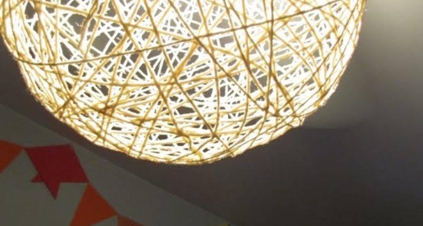 Imprintalish Diy Yarn Light