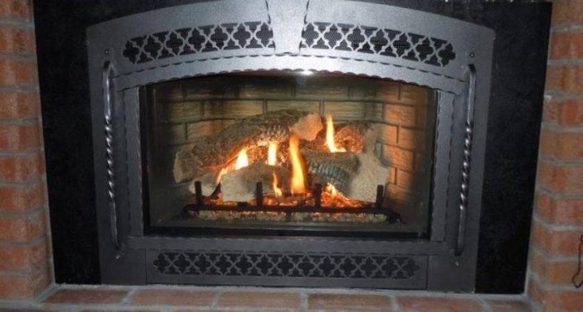 Inch Fireplace Insert Beautiful Ashley Wood Burning