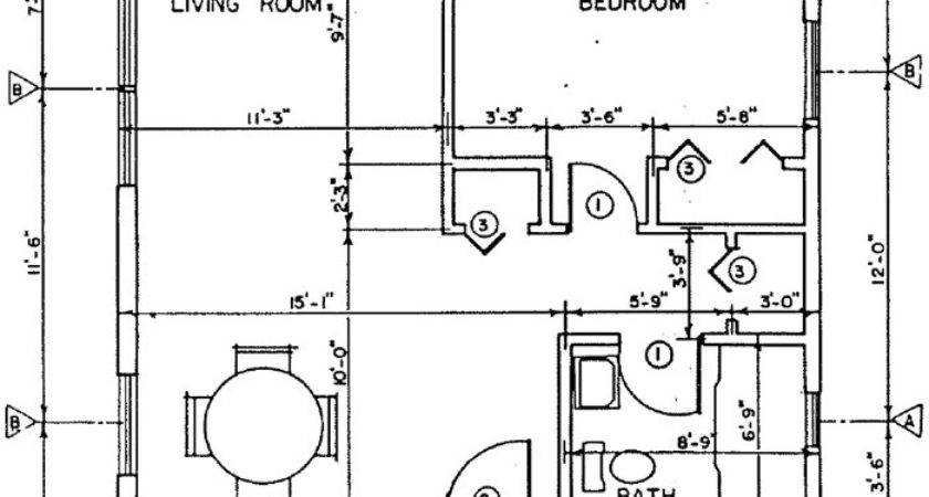 Independent Living Home Addition Building Plans Plan