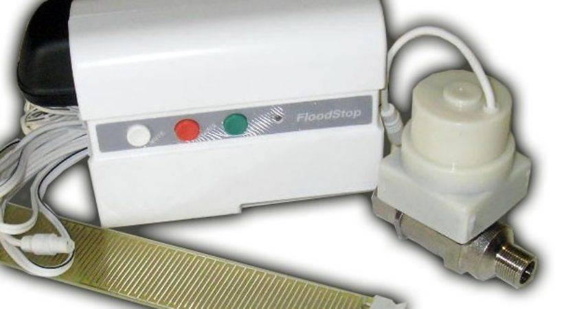 Individual Appliance Water Leak Detection Alarms
